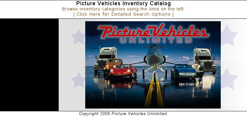Picture Vehicles
