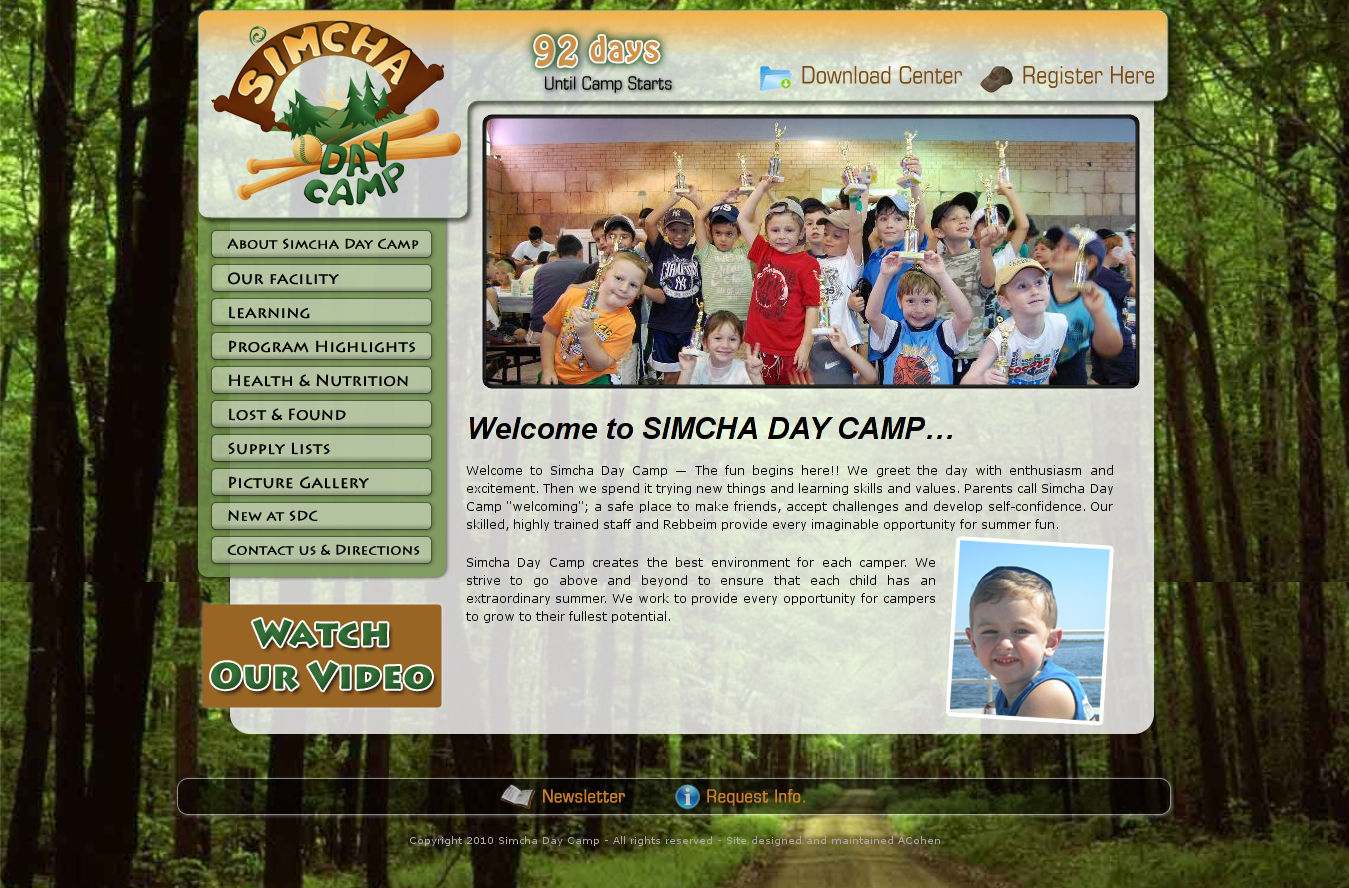 Simcha Day Camp
